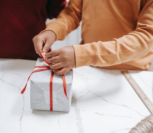 Cadeau voor haar